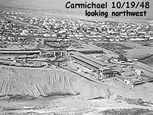 Carmichael Jr. High School -- almost