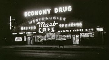 The Mart - 1950s